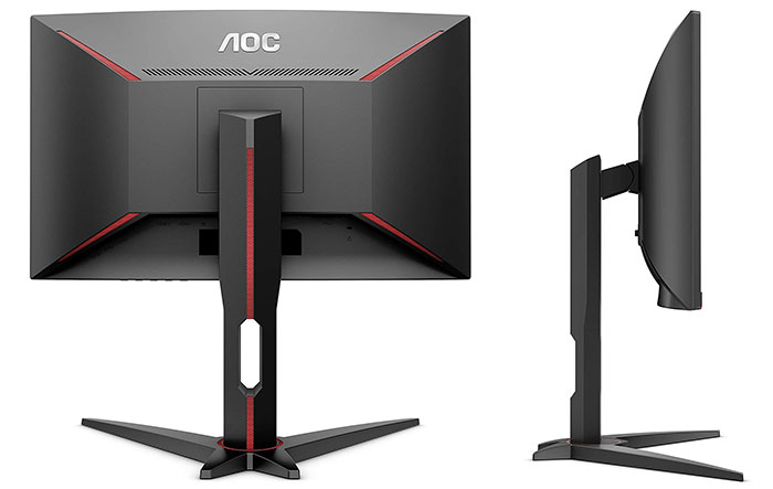 AOC Curved Frameless VA Panel Gaming Monitor