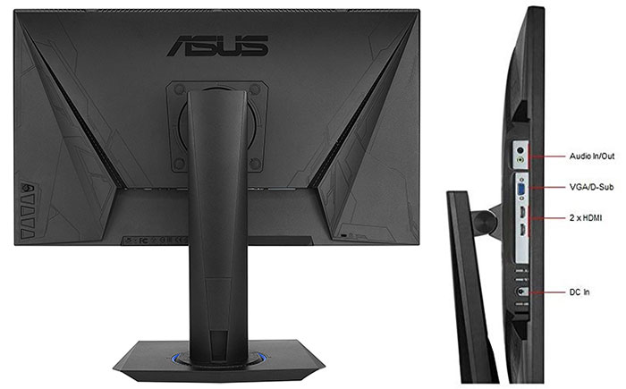 Asus Full HD Dual Eye Care Console Gaming Monitor