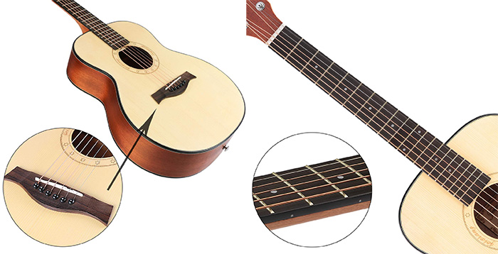 Classical Travel Acoustic Guitar