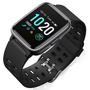 Fitness Smart Watch HR Activity Tracker Watch