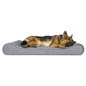 Furhaven Orthopedic Pet Dog Bed