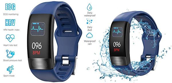 HalfSun Smart Watch Fitness Tracker Smart Bracelet