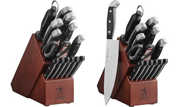 J.A. Henckels International 13550-005 Statement Knife Block Set