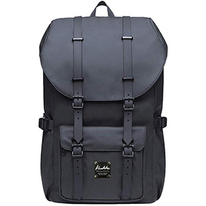 KAUKKO Outdoor Laptop Rucksack Backpack