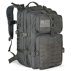 LeisonTac Tactical Military ISO Standard Backpack