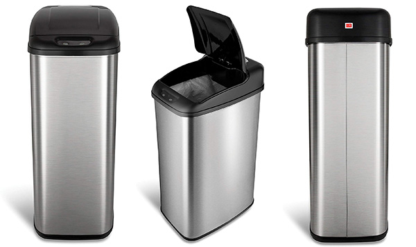 Nine Stars DZT 50-6 Automatic Trash Can
