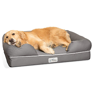 PetFusion Ultimate Dog Bed Orthopedic Memory Foam