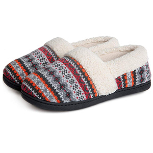 RockDove Women's Nordic Memory Foam Slipper