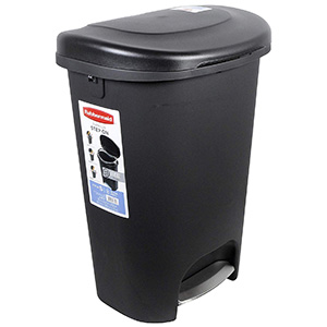 Rubbermaid Step-On Lid Trash Can