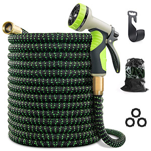 VIENECI Upgraded Expandable Flexible Garden Hose