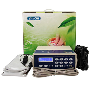 Vitaciti Professional Ionic Detox Foot Machine
