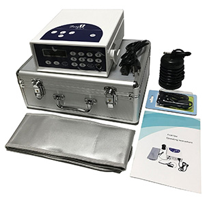 Zinger Ionic Foot Bath Detox Machine System
