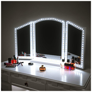 LED Vanity Mirror Lights for Makeup