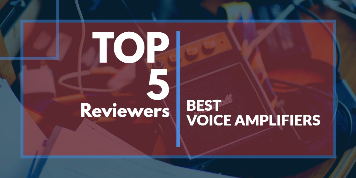 Best Voice Amplifiers